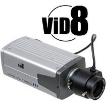 Câmera Ccd Lg 1/3 Frete Gratis Alta Resolução Lente 6-15mm