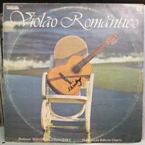 Lp Sebastião Idelfonso Violão Romantico Ótimo Estado