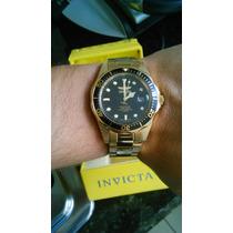 Relógio Invicta Serie Ouro 24k
