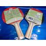 Jogo Com 2 Raquete Tenis De Mesa (ping Pong) Amador