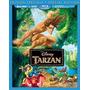 Blu-ray Tarzan (special Editon) {import} Novo Lacrado