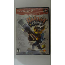 Jogo Ratchet Clank Para Ps2 (greatest Hits) - Novo E Lacrado