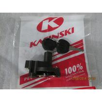 Trava Do Acento Com 2 Chaves Kasinski Comet Gt Gtr 250 650