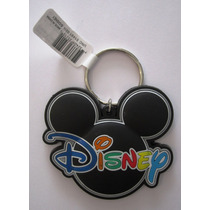 Chaveiro - Mickey Mouse Diney World - Borracha - Original