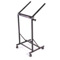 Ibox Rack Porta Mixer Com Rodas 19´x70mm Desmontável Rs70d