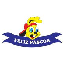 Painel De Pascoa ( Faixa Feliz Pascoa )