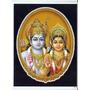 Rama E Sita Poster 29 X 22,5 Importado India Khanna
