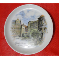 Prato Decorativo - Porcelana Alemã - Kaiser Num 52 - A12