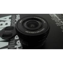 Lente Sony E Mount 16 50mm F/3.5-5.6 Oss