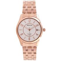 Relógio Feminino Seculus 23344lpsbra2 - Classe A