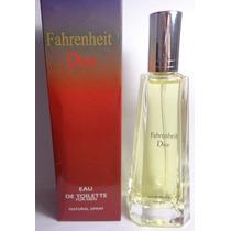 Perfume Dior Fahrenheit 50 Ml Tester Frete Gratis