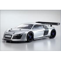 Automodelo Brushless Kyosho Inferno Gt2 Ve Audi R8 1/8 Compl