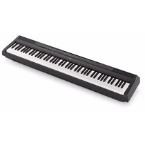 Piano Digital Yamaha P115 B Graded Hammer + Nf