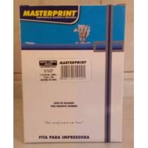 Fita P/ Impressora De Cheque Bematech Masterprint Caixa C/ 8
