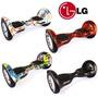 Smart Balance Wheel 10 Polegadas Hoverboard Bateria Lg