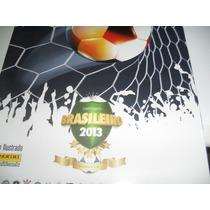 Álbum De Figurinhas Brasileirao 2013 Brochura