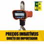 Dinamômetro / Balança Digital - 5.000kgs - Novo C/ Garantia