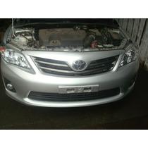 Floripa Imports Sucata Toyota Corolla 2012 Automatico
