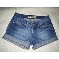 Shorts Jeans Marca Triton Tamanho 38 Frete Gratis