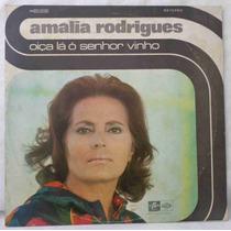 Amália Rodrigues Lp Import Usado Oiça Lá Ó Senhor Vinho 1972