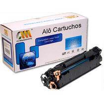 Cartucho Toner Hp 85a 285a P1102w M1132 M1212nf P1005 P1102
