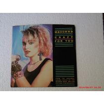 Madonna - Compacto - Edição 1985/importado/usa - 45 Rpm