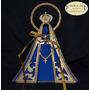 Porta Alianças Nossa Senhora Aparecida Madeira