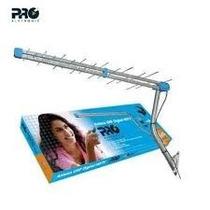 Kit Pro Hd 1040 Antena Digital Hdtv Proeletronic 3d