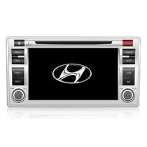 Fé Santa Central Multimidia Hyundai Multimídia Dvd Gps Tv