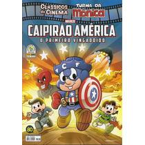 Clássicos Do Cinema Turma Da Mônica Nº 49 Caipirão América