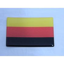 Adesivo Resinado Bandeira Alemanha