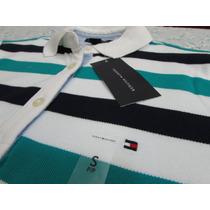Camisa Polo Feminina Tommy Hilfiger Original!