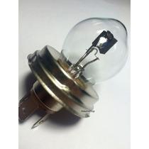 Lampada Farol 6v Fusca Karman Kombi Vw 45/40w 6volts Philips