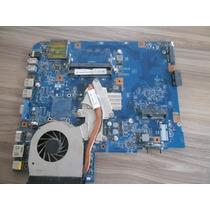 Placa Mae Com Defeito Notebook Acer Aspire 5536 +cooler