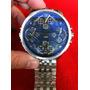 Relógio Diesiil 4 Times Prata Com Fundo Preto Ou Branco