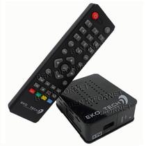 Hd Media Player Gravador Conversor Tv Digital Full 1920 Hdmi