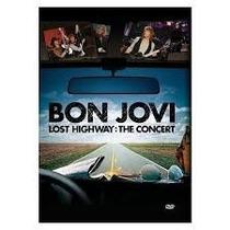 Dvd Bon Jovi - Lost Highway: The Concert ( Lacrado/6 Bônus )