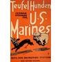 Cachorro Marinha U.s.a Alemanha 1 2 Guerra Poster Repro