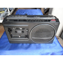 Rádio Gravador Portatil Sanyo M 2709 N (wf-rr5)