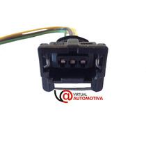 Soquete Plug Conector Sensor Velocidade Gol/santana/parati