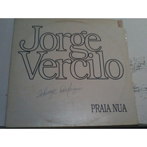 Lp Mix Praia Nua 1994 Jorge Vercillo