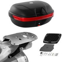 Kit Tenere 660 Suporte + Baú Givi E360n + Base Monokey E250