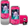 Nokia 7230 C/ Câmera 3 Mp, Mp3, Bluetooth, Fone Apenas Vivo