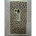 Capa Case Acrílico Nokia Lumia 920 N920 Oncinha / Strass