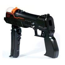 Pistola Tiro Para Ps3 Com Kit Movie E Hd 1,5 Tb Com 158 Jgo