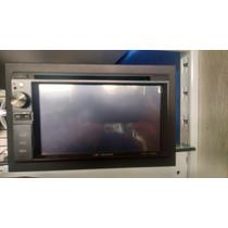 Dvd Automotivo Double Din H-buster Hbd-d268av Tela 6,2 Touc