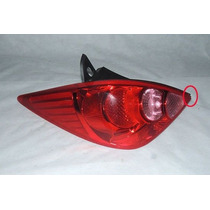 Lanterna Tras. Nissan Tida Hatch Esquerdo