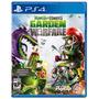 Plants Vs Zombies Garden W. + Bônus -ps4- Código Psn Gamesgo