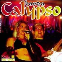Banda Calypso-ao Vivo Gravado Em Sao Paulo-cd Original Novo
