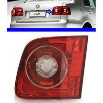 Lanterna Traseira Do Polo Sedan 2007/2014